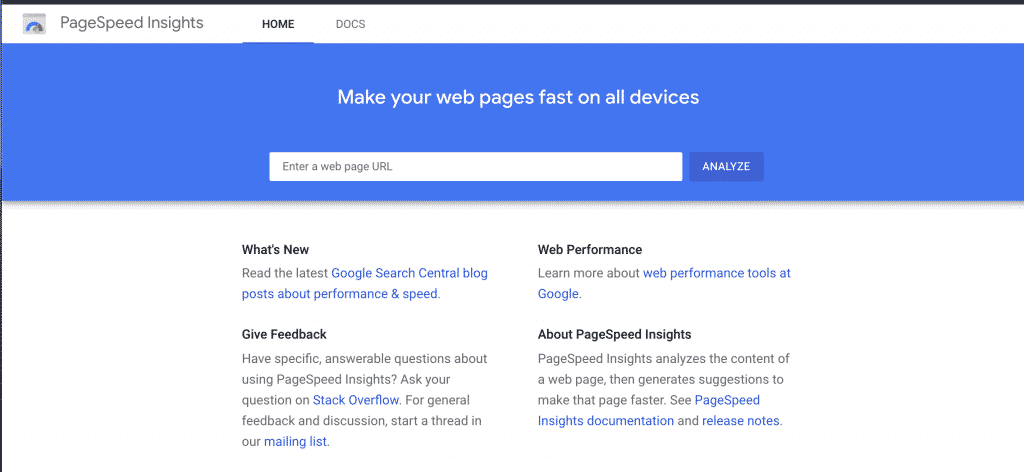 Use Google Speed Insights to speed up your wordpress page.