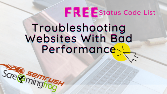 Troubleshooting Websites With Bad Performance